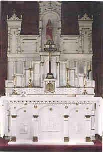 St. James Old Altar