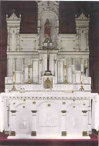 St. James Old Altar